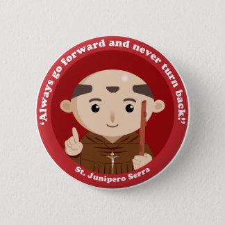 St Junipero Serra Badge