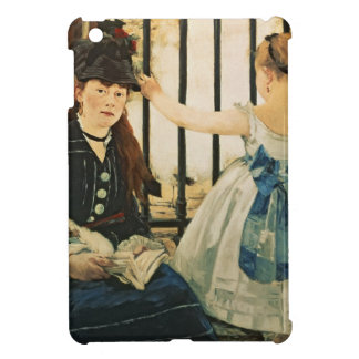 St Lazare, 1872-3 de Manet | Gare Coques Pour iPad Mini