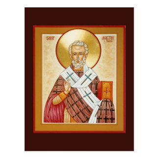 St Martin de carte de prière de visites Cartes Postales