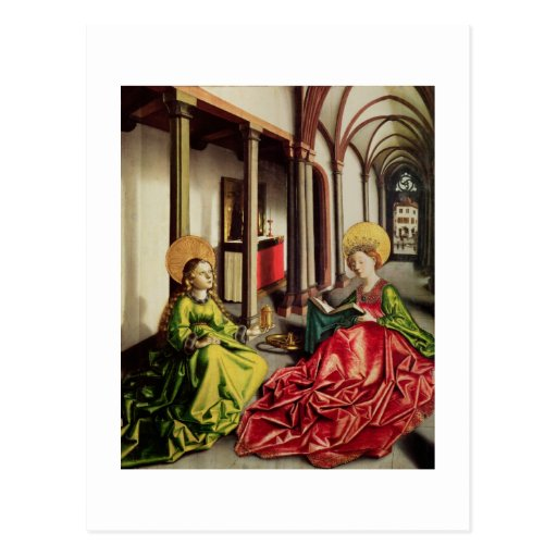 St Mary Magdalene et St Catherine de l'Alexandrie Carte Postale