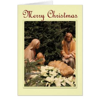 St. Mary Parish - Noël de Manger Carte De Vœux