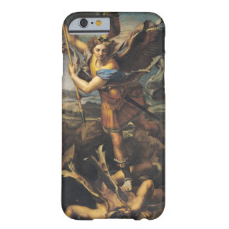 St Michael accablant le démon, 1518 Coque iPhone 6 Barely There