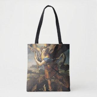 St Michael accablant le démon, 1518 Sac