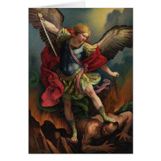 St Michael la carte pliée par Arkhangel