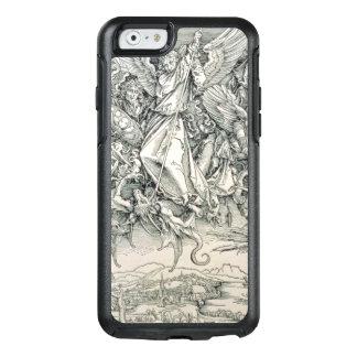 St Michael luttant avec le dragon Coque OtterBox iPhone 6/6s