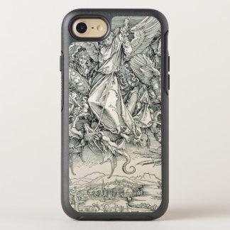 St Michael luttant avec le dragon Coque OtterBox Symmetry iPhone 8/7