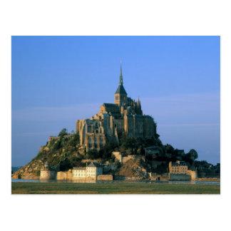 St Michel, la Manche, Normandie, France de Mont Carte Postale
