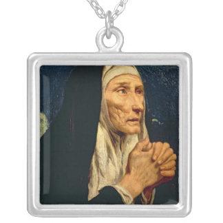 St Monica Pendentif Carré