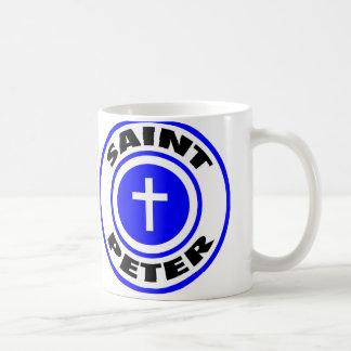 St Peter Mug
