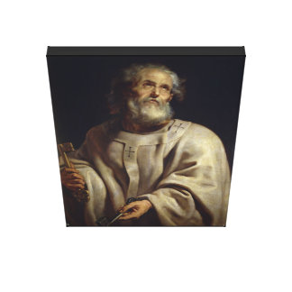 St Peter par Peter Paul Rubens, copie de toile