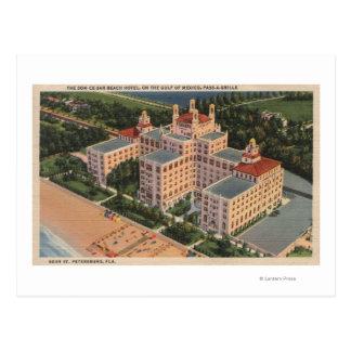 St Petersburg, la Floride - antenne de Don Ce-SAR Carte Postale