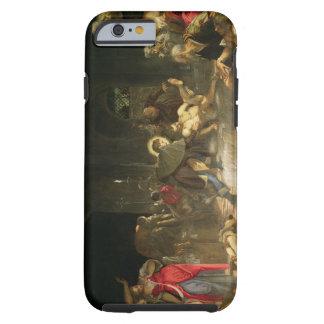 St Roch traitant la peste Coque iPhone 6 Tough