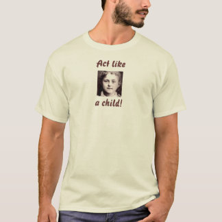 St Therese - customisée T-shirt
