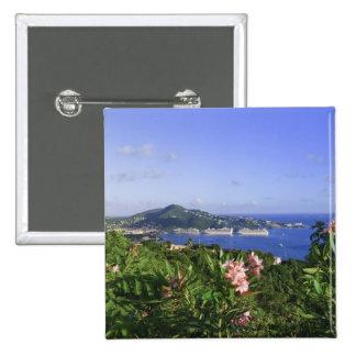 St Thomas, Îles Vierges américaines. Charlotte Badge