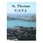 St Thomas U.S.V.I. Cartes Postales