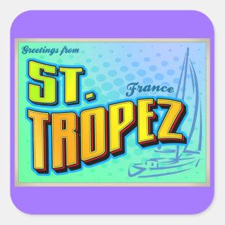 ST TROPEZ AUTOCOLLANTS