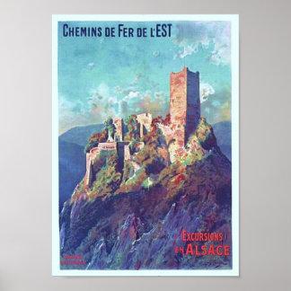 St Ulrich du château De Affiches