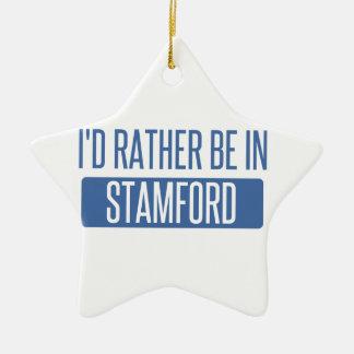 Stamford Ornement Étoile En Céramique