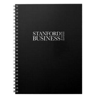 Stanford GSB - Marque Tout-Blanche Carnets À Spirale