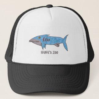 Stanley le requin casquette