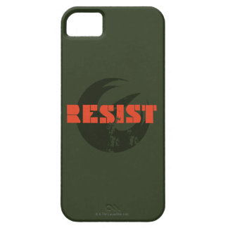 Star Wars résistent au graphique Coque Barely There iPhone 5