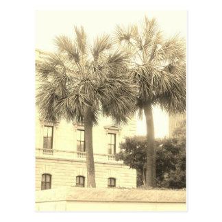 Statehouse de la Caroline du Sud Carte Postale