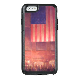 Station centrale grande coque OtterBox iPhone 6/6s