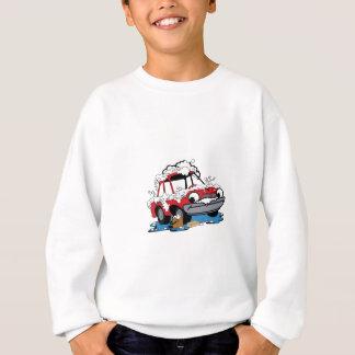 Station de lavage sweatshirt