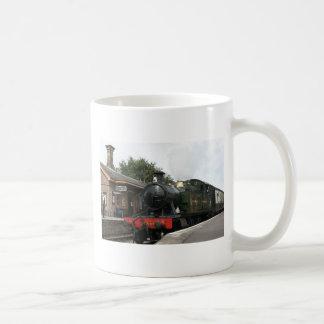 Station de Williton, chemin de fer occidental de Mug