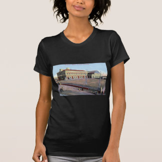 Station maritime, cru 1910 de Napoli Italie T-shirt