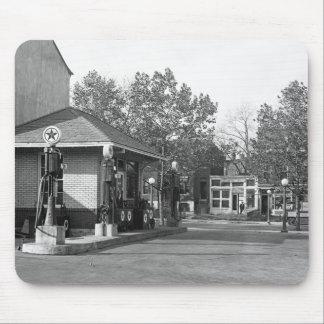 Station service 1925 tapis de souris