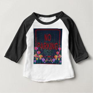 Stationnement interdit t-shirt pour bébé