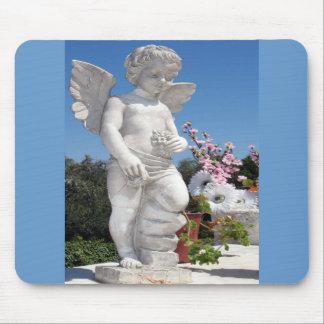 Statue d ange tapis de souris