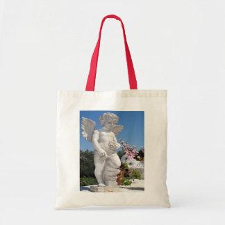 Statue d'ange sacs