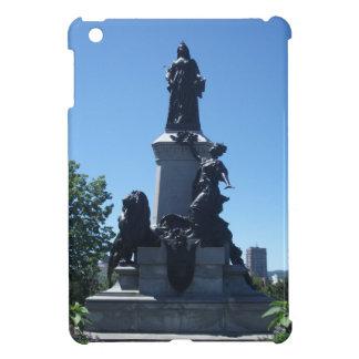 Statue dans cas d'iPad de ville de Montréal le Coques Pour iPad Mini