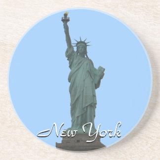 Statue de caboteur de New York de souvenir de la l Dessous De Verres