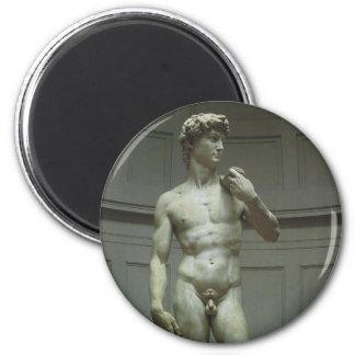 Statue de David par Michaël Angelo Aimant