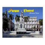 Statue de Jose Marti à La Havane, Cuba Cartes Postales