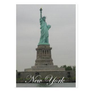 Statue de la liberté cartes postales