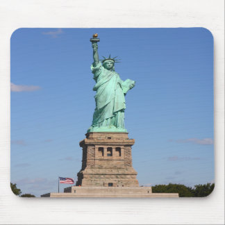 Statue de la liberté Mousepad Tapis De Souris