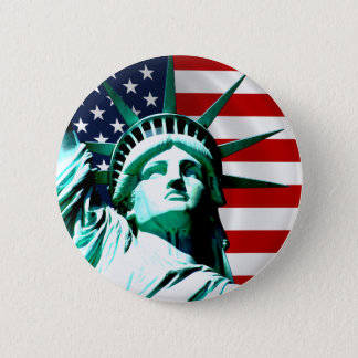Statue de la liberté, New York Badge