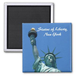 Statue de la liberté, New York Magnet Carré