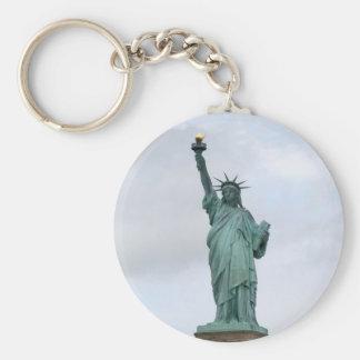 Statue de la liberté porte-clés