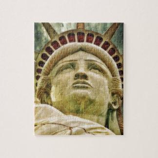 Statue de la liberté puzzle