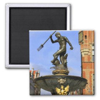 Statue de Neptune Aimant