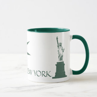Statue de New York de tasse de New York de tasse