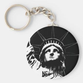 Statue de porte - clé de New York de souvenir de Porte-clés