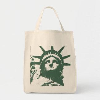 Statue de sac fourre-tout à souvenir de New York