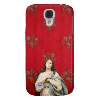 Statue de Vierge dans une église de Spaccanapoli,  Coque Galaxy S4