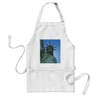 Statue des cuisiniers de souvenirs de New York de